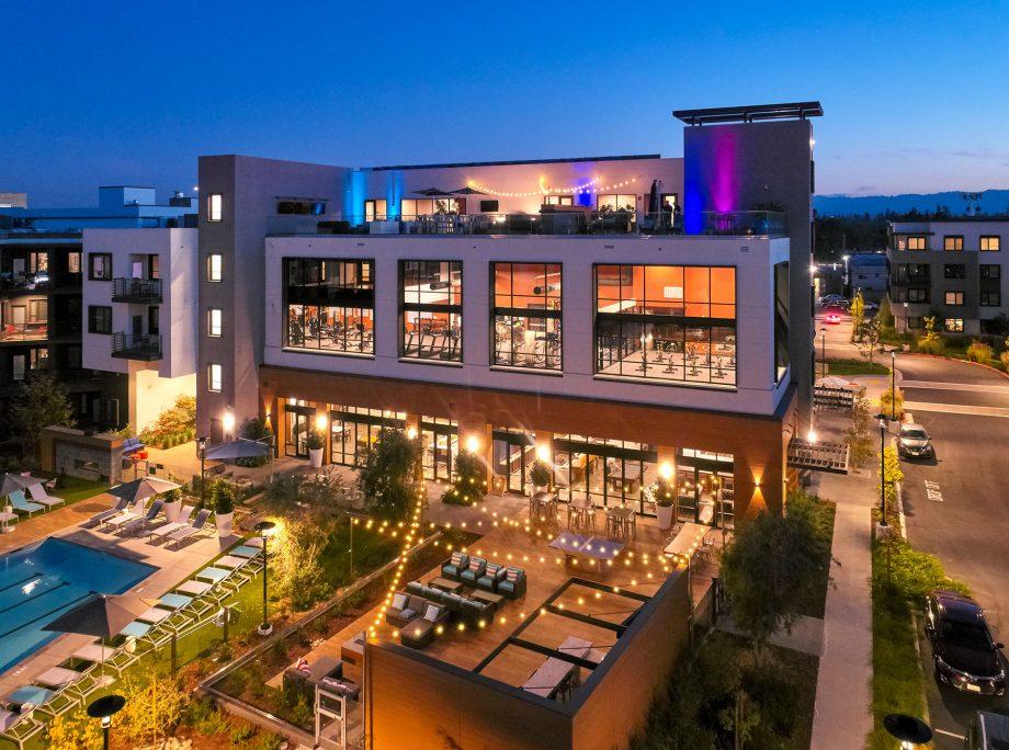 Anton Menlo | Wrap Apartments | Menlo Park, California | KTGY Architecture + Planning