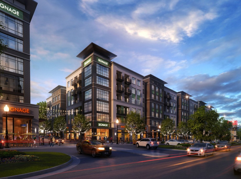 Combined Properties Wins Zoning for Fairfax Apartments