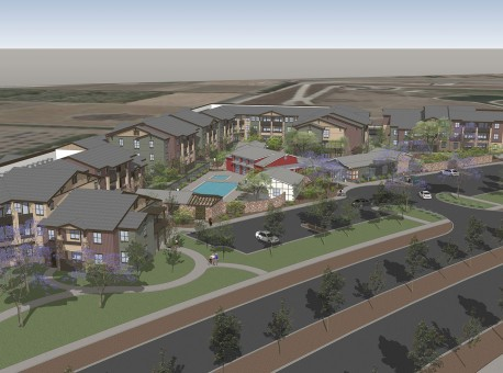 Solaira – Affordable Senior Apartments Coming to Irvine