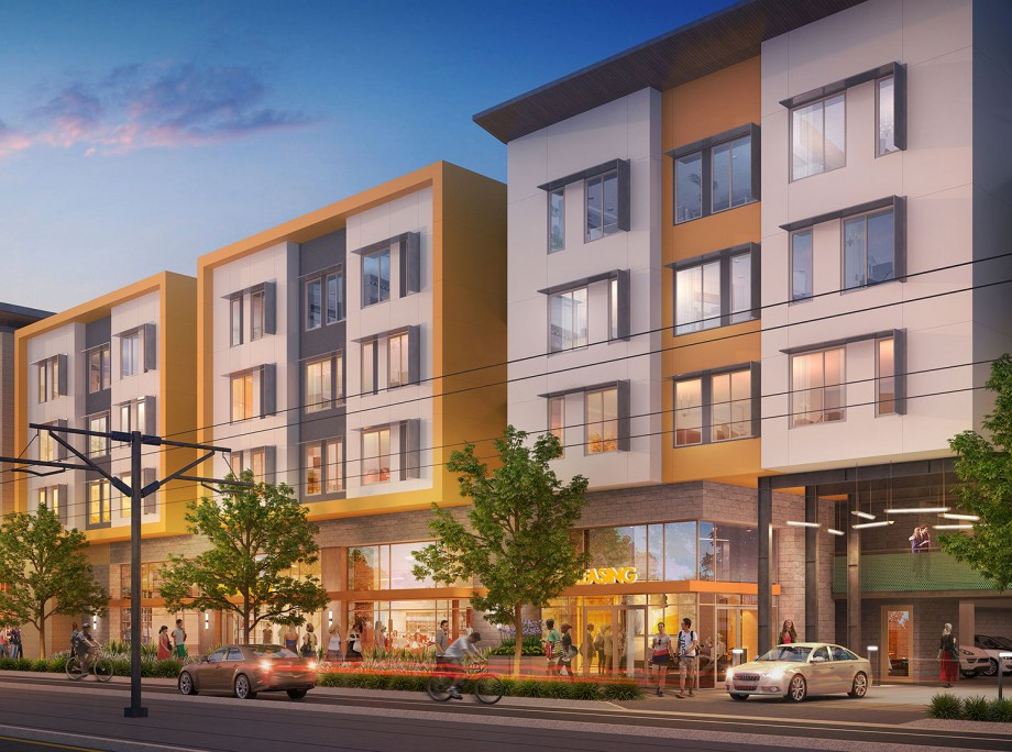 Student Housing & Retail | Tempe, AZ Mixed-Use | KTGY Architects
