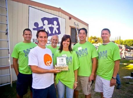 KTGY Celebrates 20th Anniversary By Volunteering