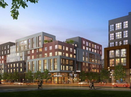 4th & Madison – Planners OK 330-unit residential project in eastern Jack London Square