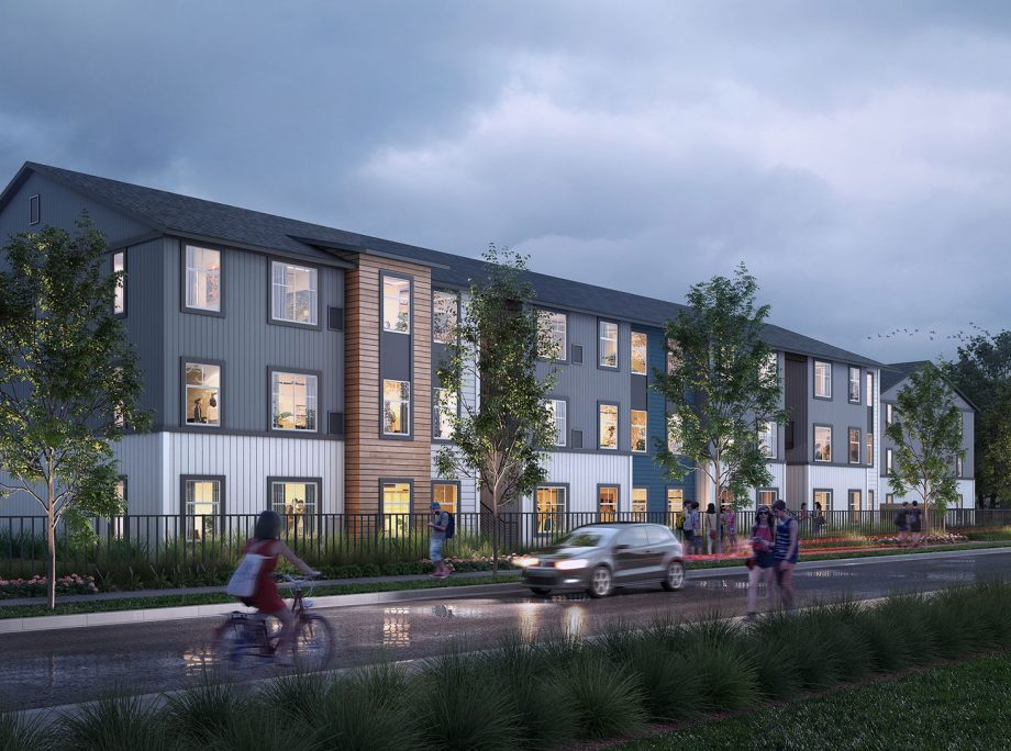 The Annex of Ruston – Off-Campus Student Housing to Open in LA
