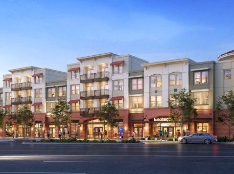 Sares Regis' 83-Unit Aperture in San Bruno Begins Leasing at $3,415 per Month