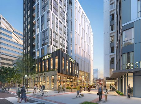 255 South State Street – Mixed-Use Project Underway in Salt Lake City