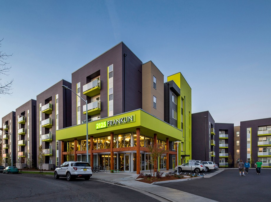 Residences at Garden Avenue – $65M Student Housing Complex Under Construction Near UO