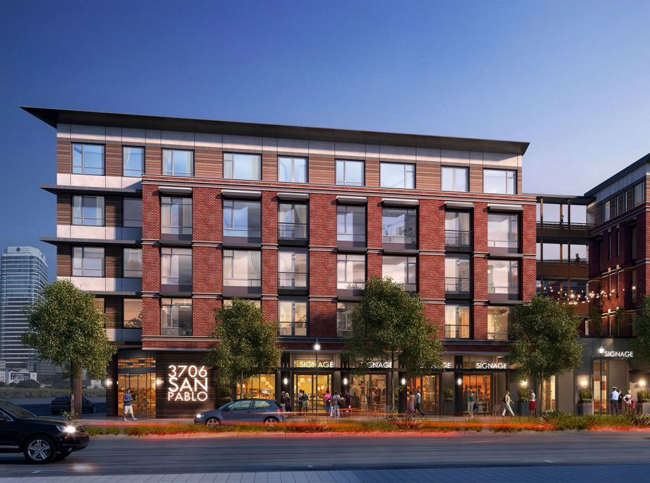 Estrella Vista – Gov. Newsom Tours Emeryville Affordable Housing Project As Two-Week Application Period Opens