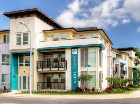 Kapolei Lofts Recognized for Green Building and New Project Excellence with Two NAIOP Hawaii Awards