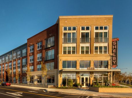 The Shelby – Town Square   New Apartment with Artistic Elements Leasing in Alexandria