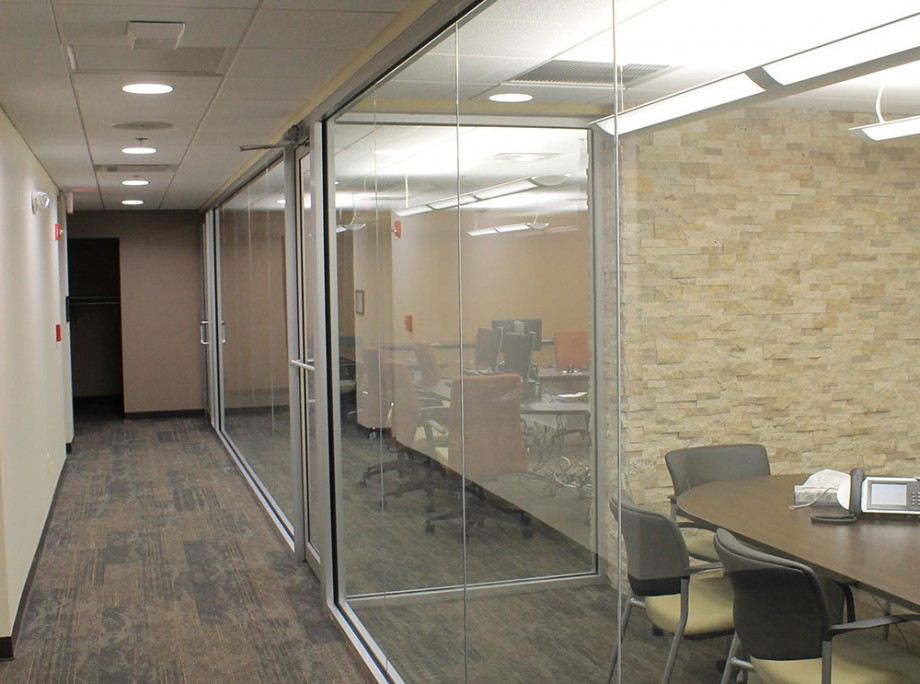 Wheaton Eye Clinic – Conference Center/Lounge