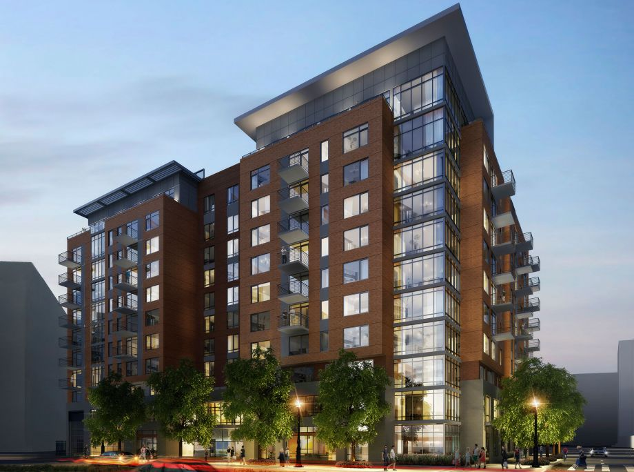 m.flats Crystal City – Town Square | New Luxury High-Rise Coming to Crystal City
