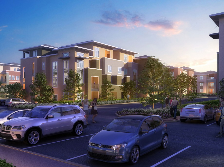 Elysian at The District – 360-Unit Rental Community Moves Dirt