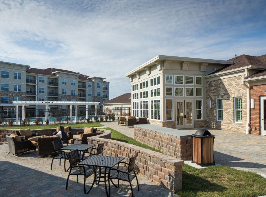 Paragon at Columbia Overlook Clubhouse
