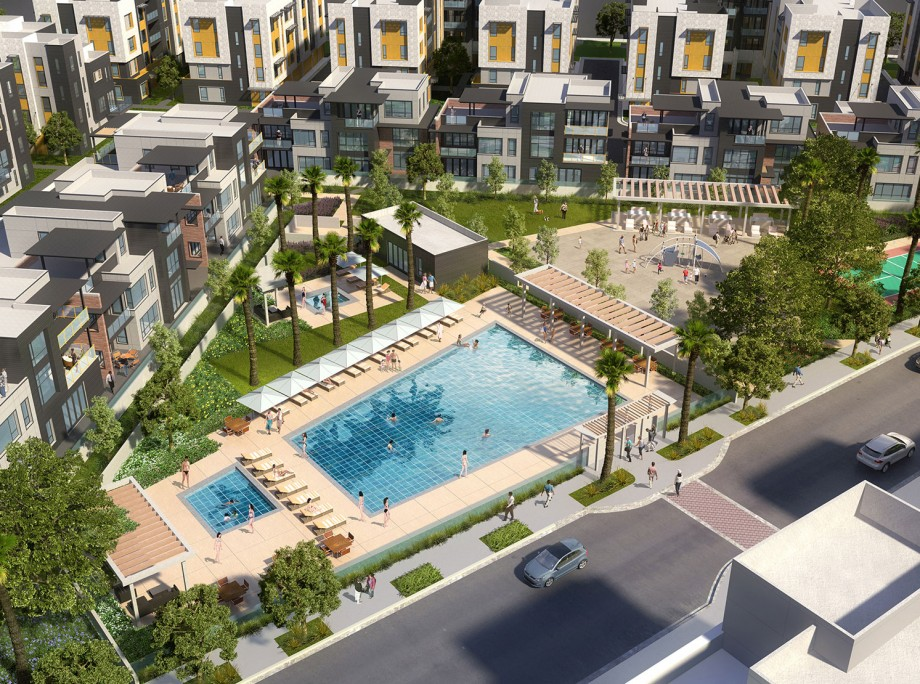 Central Park West - Master Planned Community in Irvine