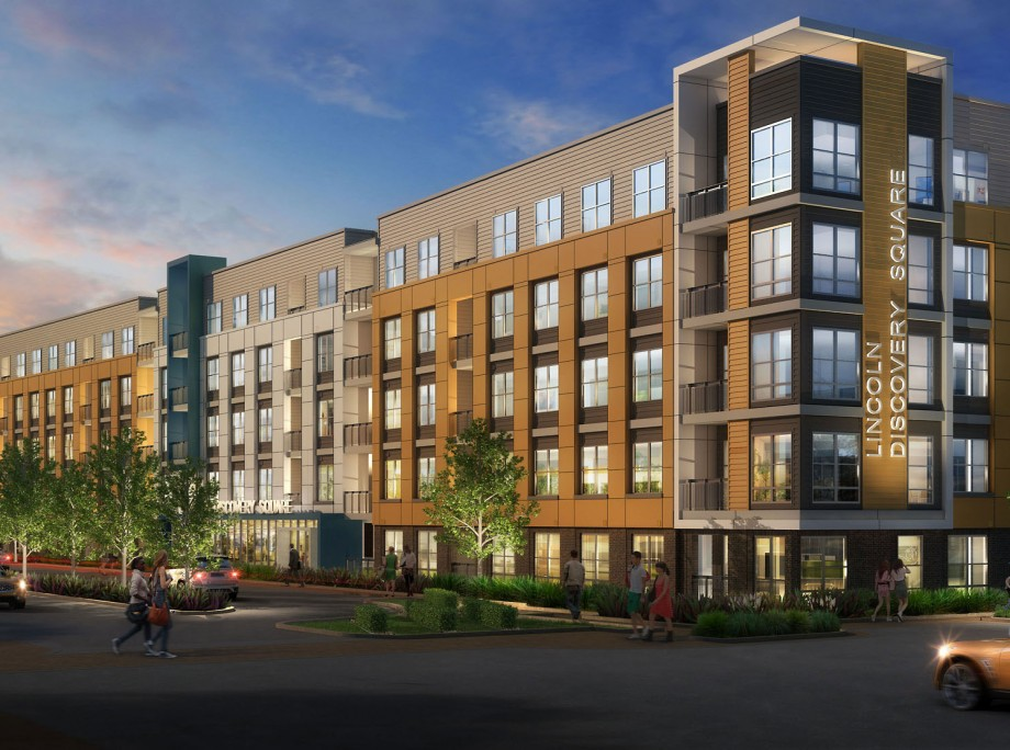 Attirant Apartments In Herndon, VA | Wrap Design | KTGY Architects