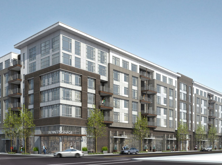 The Webster – 234 Housing Units Could Land in Oakland's Booming Auto Row Neighborhood