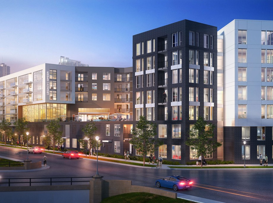 Leasing Begins at TriVista on Speer