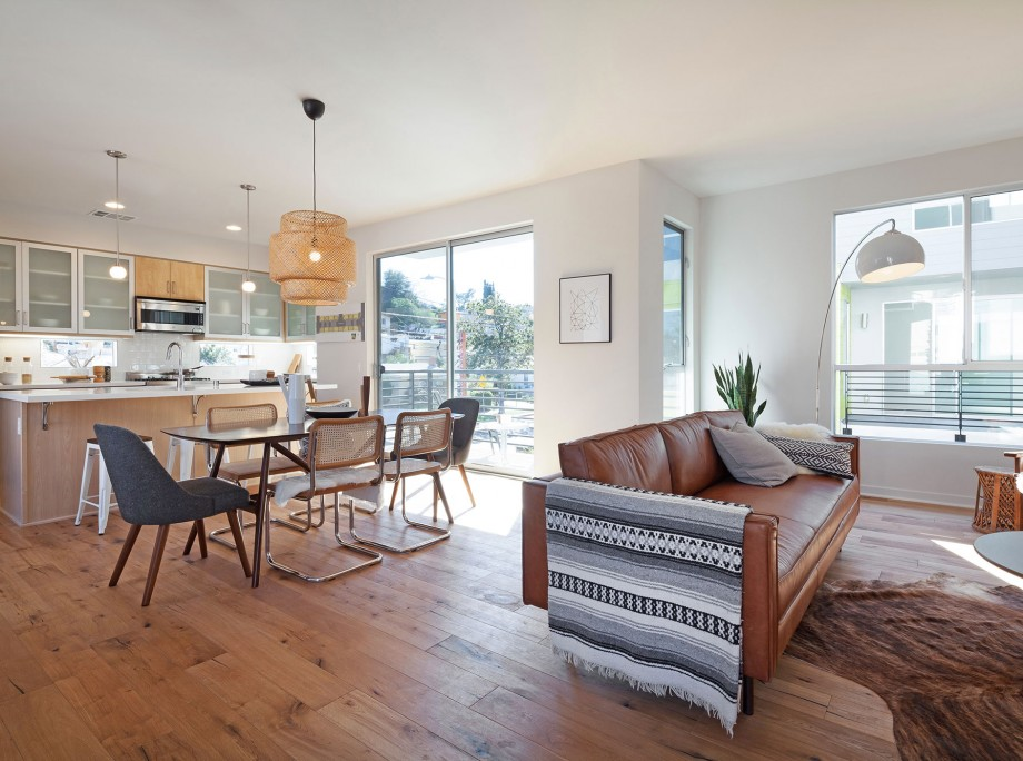 PRISM – Los Angeles' New Homes in Eagle Rock Opened Four Days Ago, Over Half the Homes Already Sold