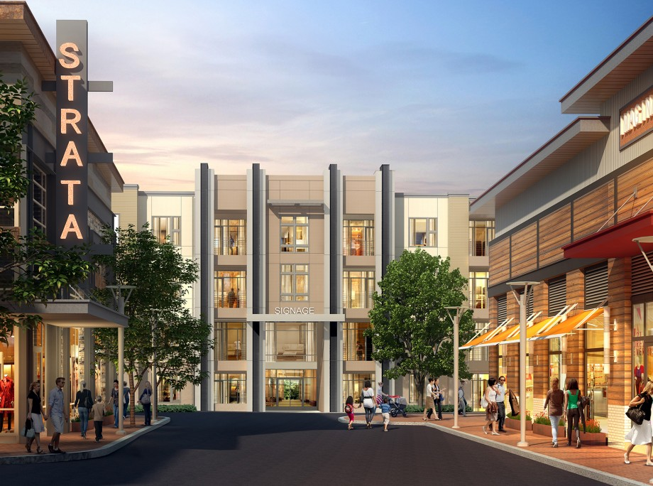 """Village at Valley Forge – King of Prussia is expanding its huge mega-mall, but that's just the start. There are long-awaited housing and office projects — even a Main Street. It's """"live, work, shop"""" in the suburbs."""