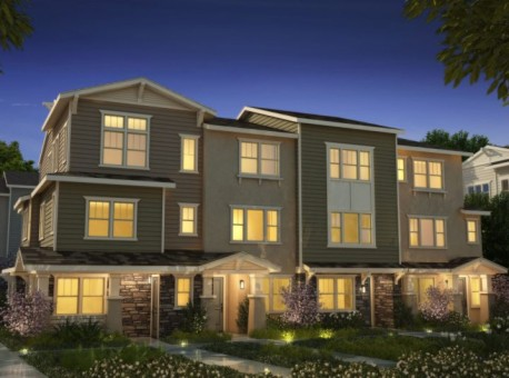 The Landing East – New Home Company Opens Fremont Community