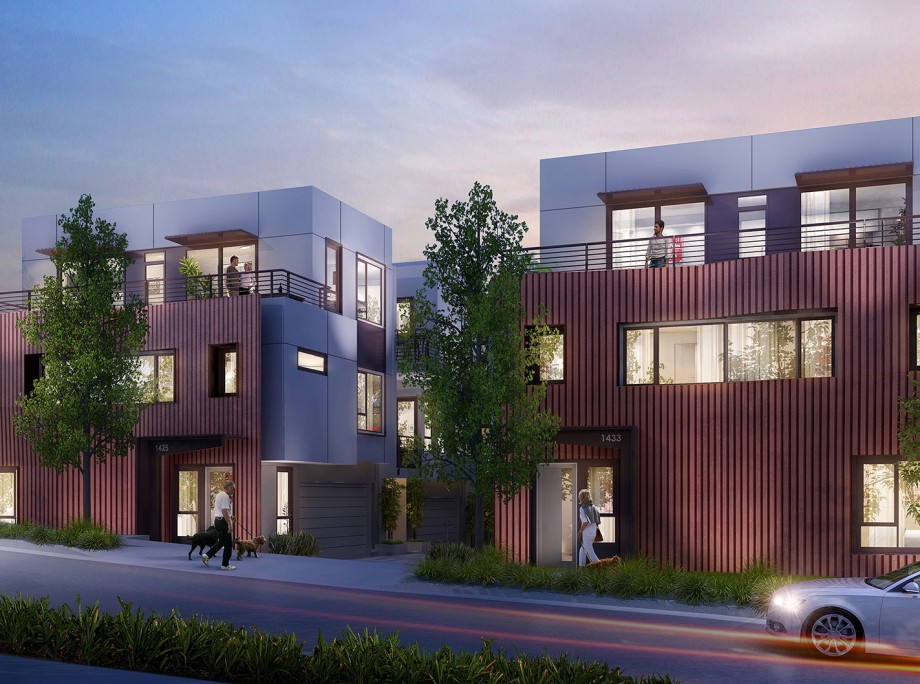 Coming Soon to Silver Lake, New Modern Homes with Rooftop Decks and Views