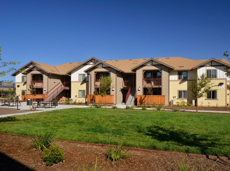Camphora Apartments – Former Labor Camp Transformed Into Affordable Housing
