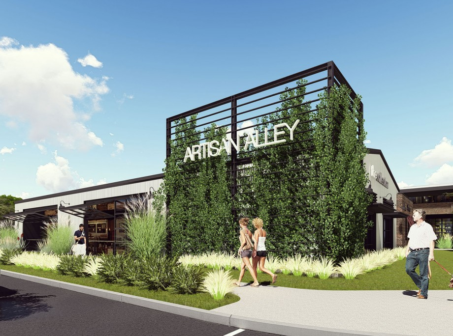 KTGY-designed Artisan Alley to Capitalize on Craft Brew Craze Adjacent Stadium in Lake