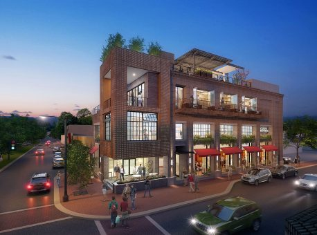 The Edes Building – KTGY Receives Unanimous Approval for Morgan Hill Project