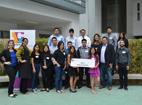 International Architecture Firm Completes Sixth Year of Mentoring High School Students in Los Angeles