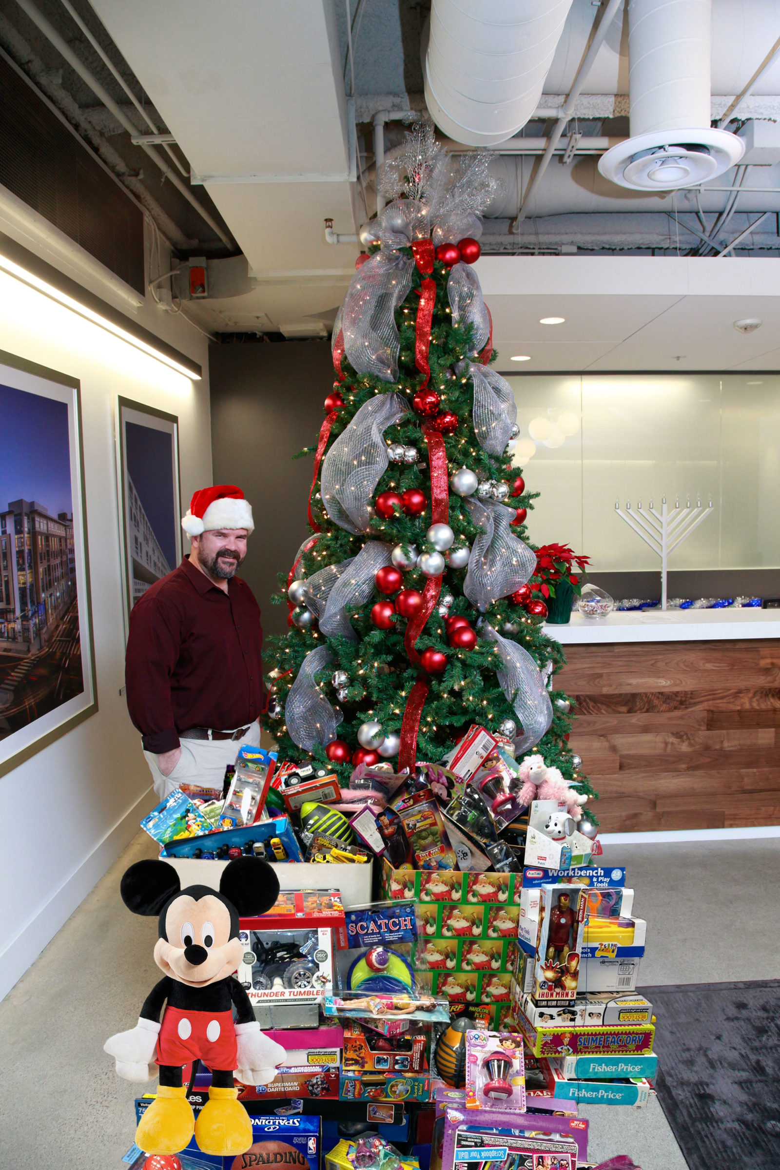 Toys For Toys : Ktgy irvine toys for tots architects