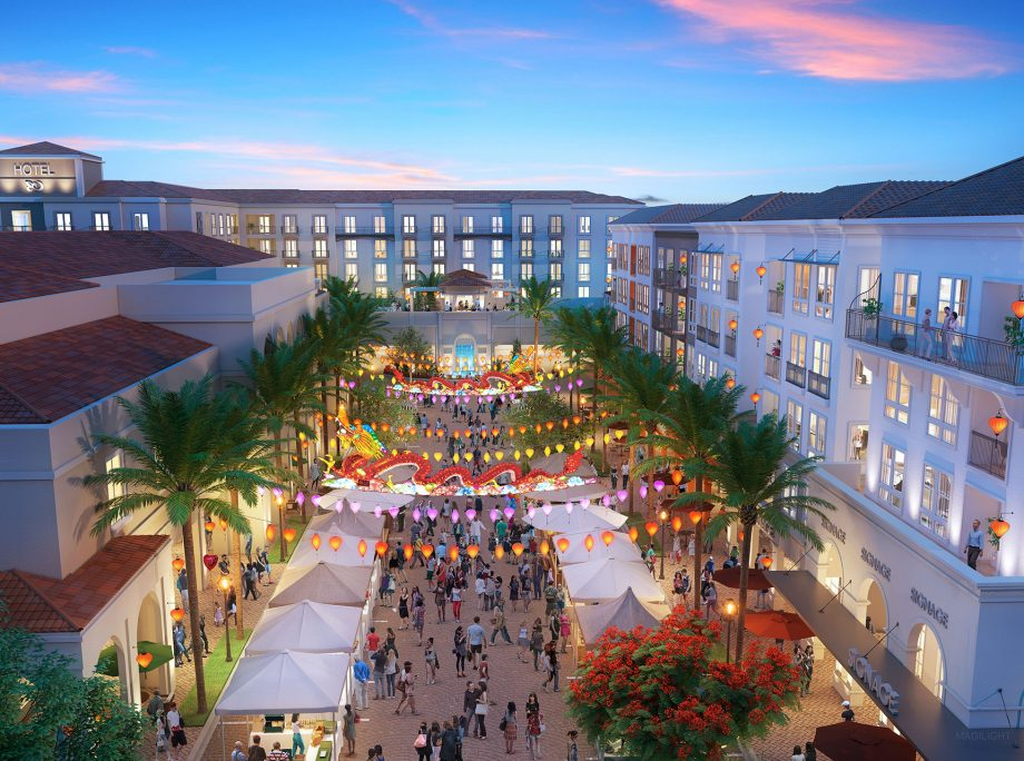 Bolsa Row – KTGY Designs Landmark Gateway Project for Little Saigon