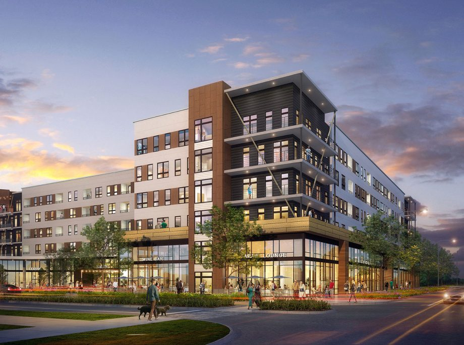 Montford Park – More apartments are coming to Park Road, after developer snaps up site for $11 million
