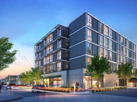 Hope on Alvarado – In Los Angeles, a Modular Home Design Evolves