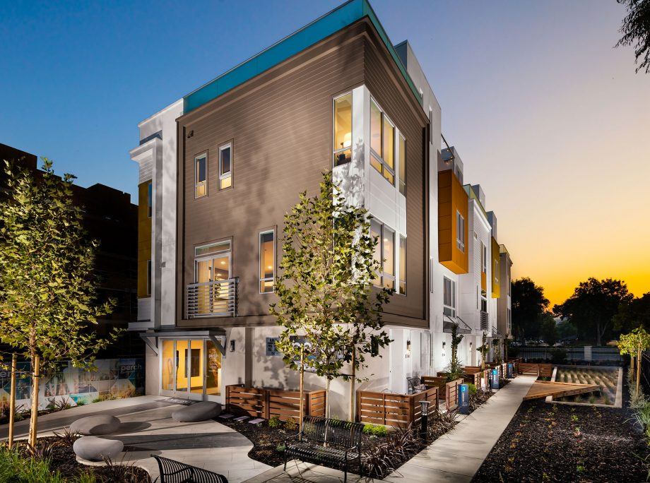 Perch – New Transit-Oriented Urban Village Debut Rooftop Decks and Modern Living in Downtown Dublin