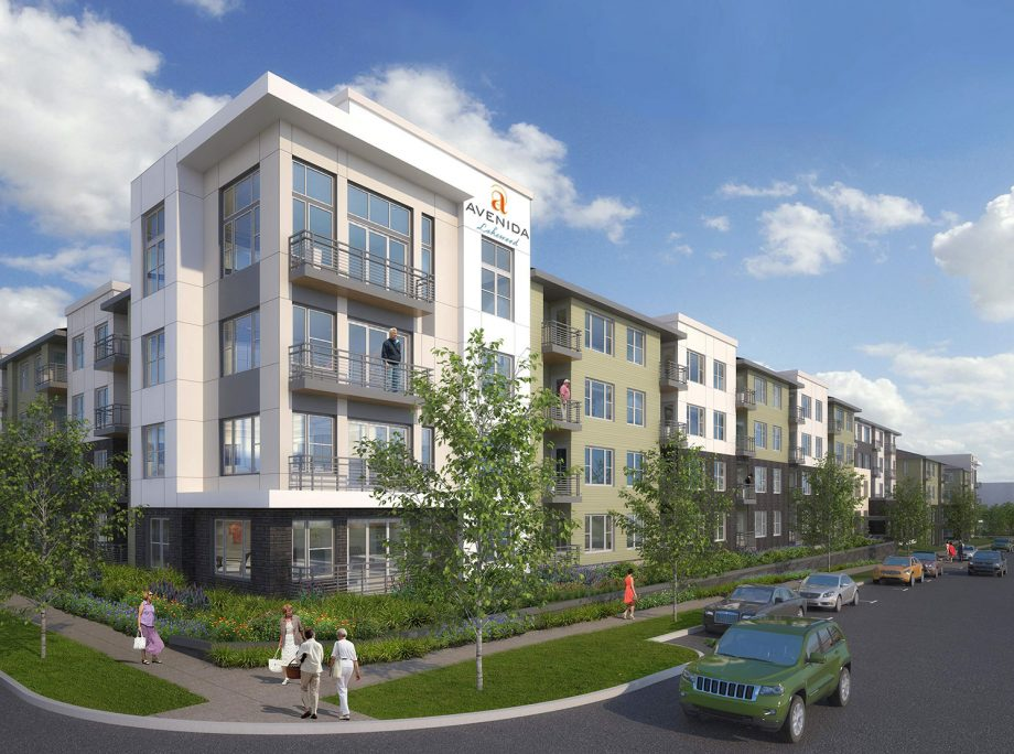 Avenida Lakewood – Planned Denver apartment community is for those 55 years and older