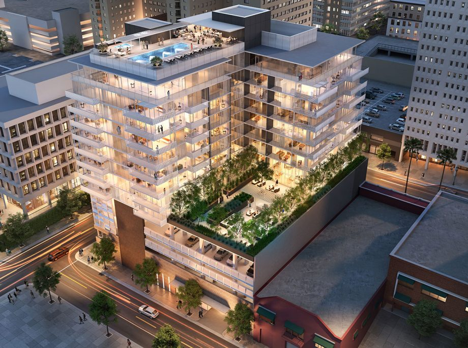 1150 Wilshire by KTGY Architecture + Planning