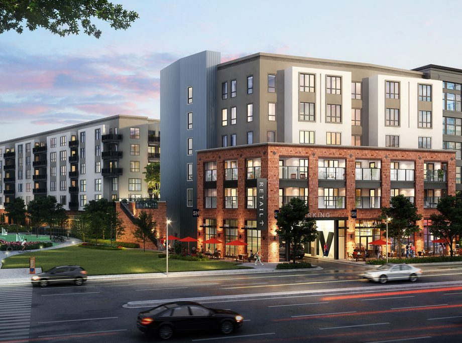 New KTGY-Designed Mixed-Use Transit-Oriented Development with Apartments and Retail in South San Francisco Moves Forward