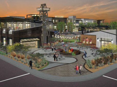 Heritage Square – Proposed Signal Hill Development Calls for 200 Apartments and Retail