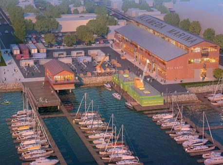 Alameda Marina – Alameda council OKs $57M plan to redevelop marina