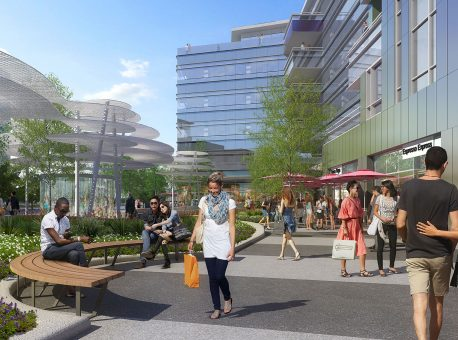 Central Park Station – For Developers Seeking Tenants And Tenants Seeking Top Talent, Art Works