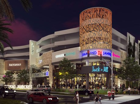 Diamond Jamboree's expansion: 11 stores, 500 parking spaces coming to popular Irvine shopping center
