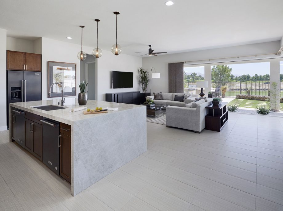 Ovation at Mountain Falls by William Lyon Homes