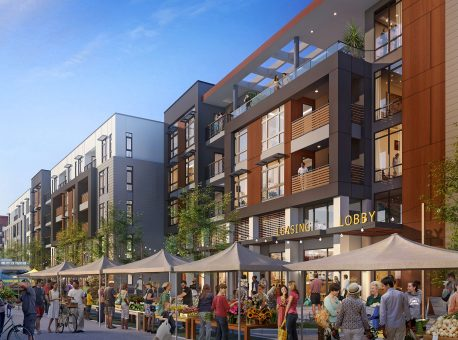 St. Patrick Way – Dublin BART station area will get big residential complex