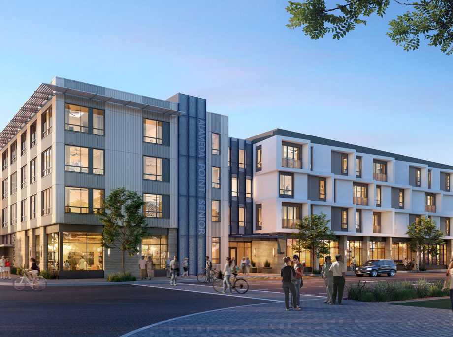 Alameda Point Senior Apartments – Bay Area Senior Housing Community Breaks Ground