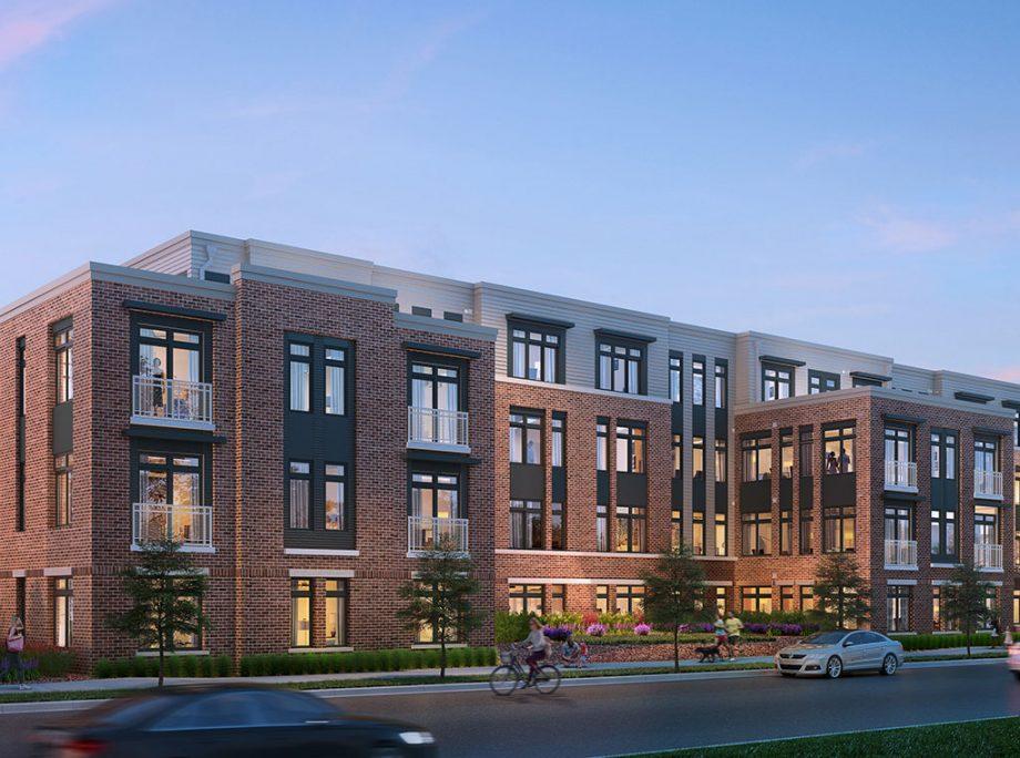 KTGY Architecture + Planning Unveils Design Behind Ramsey Homes Apartments in Alexandria, Va.