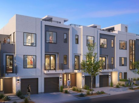 Tamarind 6 – Six Small Lot Houses Near Completion South of Sunset Boulevard